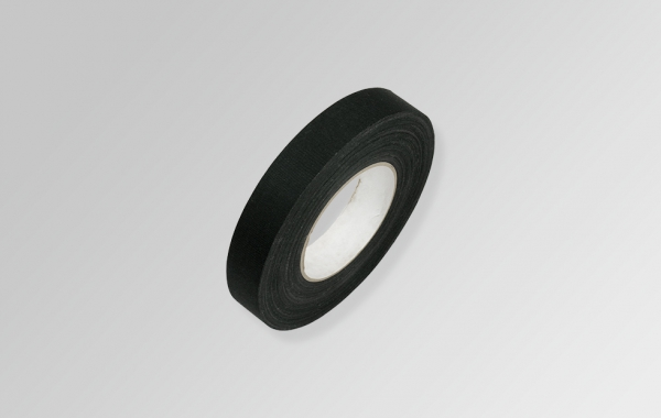 Tape in schwarz