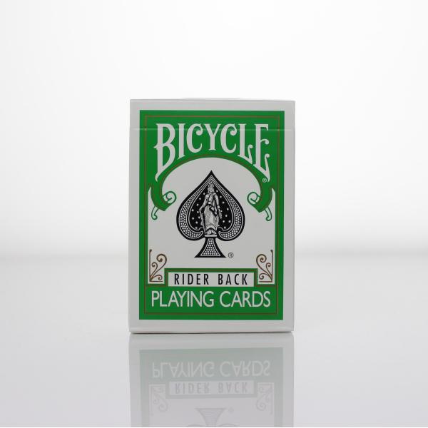 Bicycle Rider Back grün