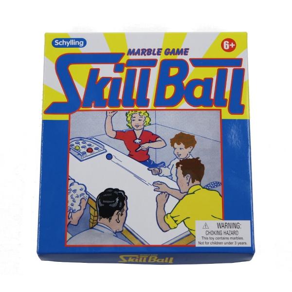 Skill Ball - Murmelspiel