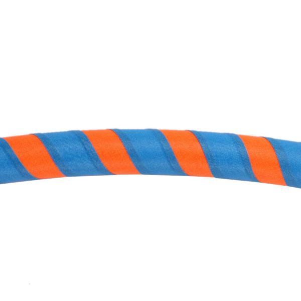 Hula Hoop, 90cm, blau / orange (UV)