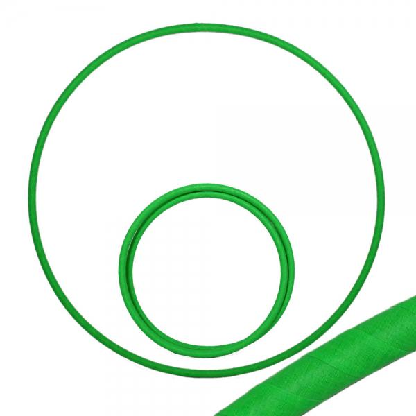 Hula Hoop, 80cm, UV grün