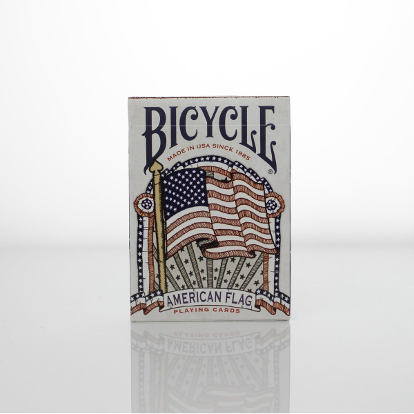 Bicycle American Flag