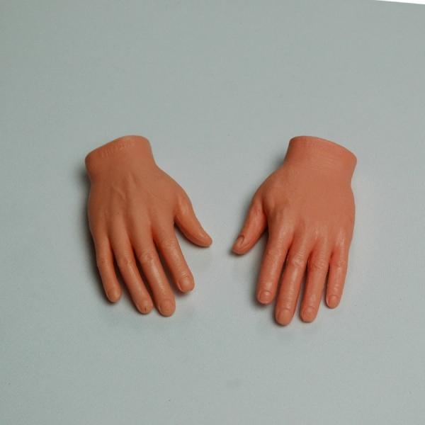 Fingerhände front