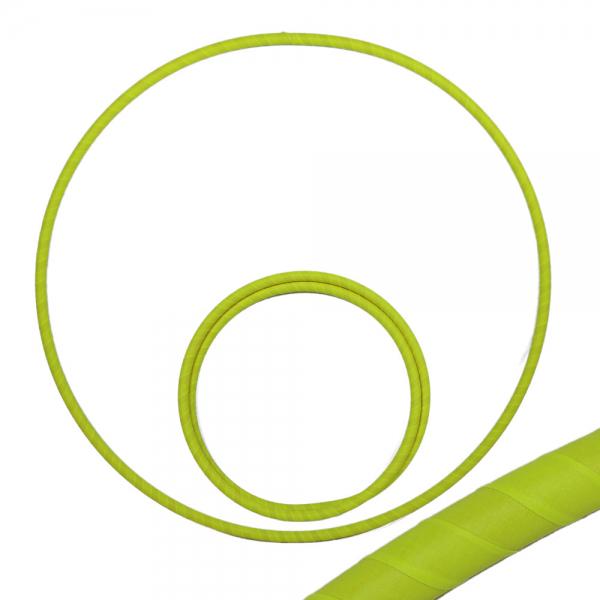 Hula Hoop, 85cm, UV gelb