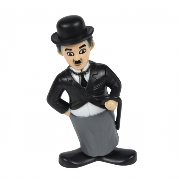 Aufziehfigur Charlie Chaplin